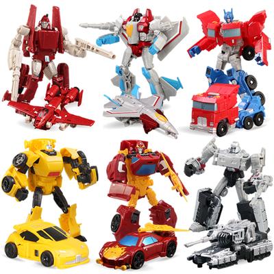機器人變形小汽車