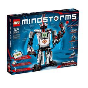 乐高积木科技组MINDSTORMS  EV3第三代机器人31313儿童拼装玩具