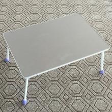 笔记本电脑做桌床上用懒人可折叠学生宿舍简约易习大号小书桌子