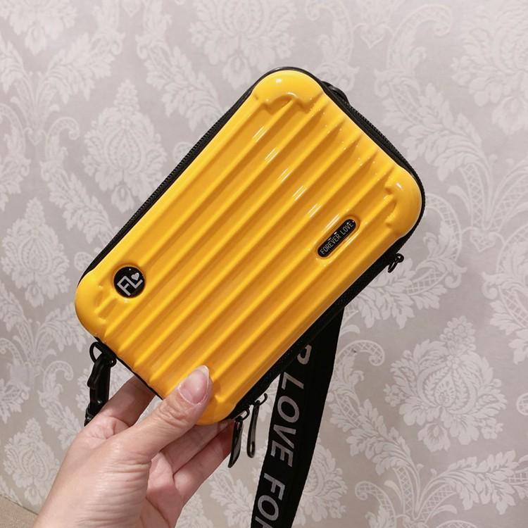 夏季时尚小箱子盒子包包女2019新款潮手提包休闲单肩斜挎包小方包