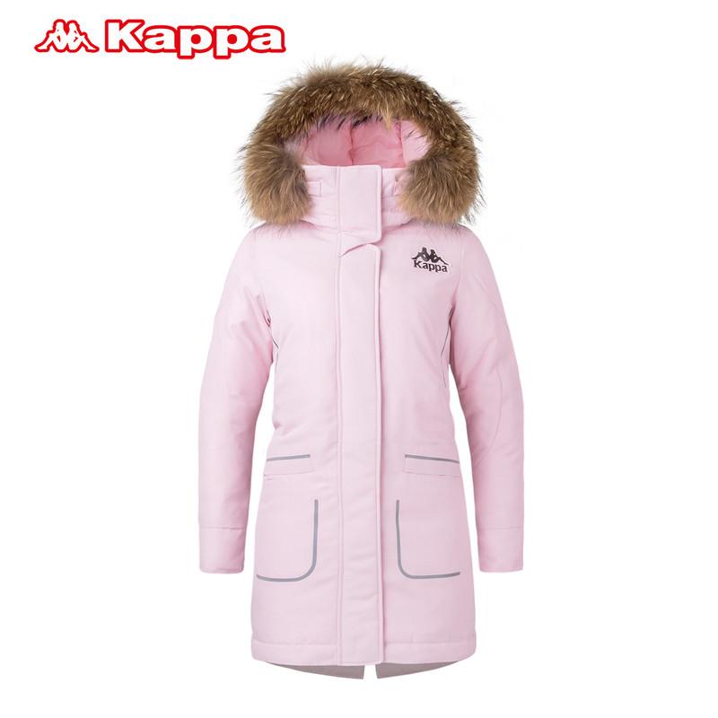 Kappa卡帕女款羽绒服运动外套保暖上衣  |K0762YY19