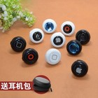 Mini Wireless Bluetooth Headset 4.0 Double Ear Ultra Small Hanging Ear Plug 4.1 Sports Mini Stereo Mobile Phone Universal