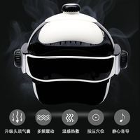 Head massager helmet brain electric kneading multi-function scalp headache massage instrument home Wu Hao with the paragraph