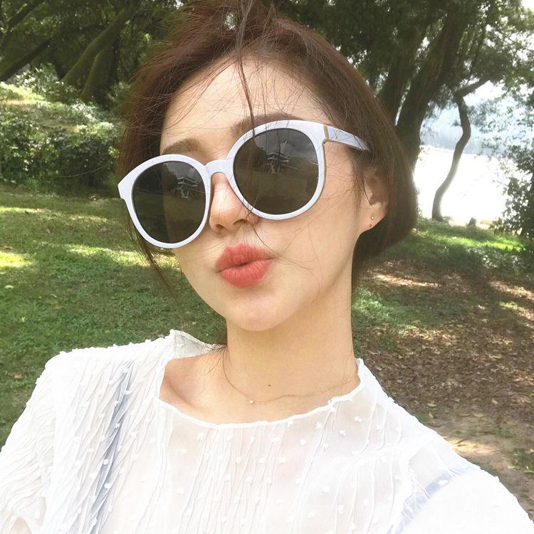 韩国大框太阳镜