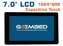 AM3358充电桩开发板人机交互 AM3354 7寸LCD电容触摸imx6 AM3352