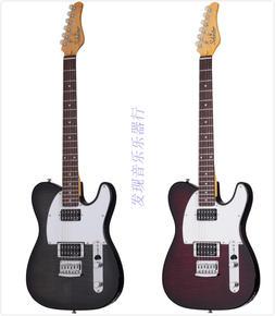 【发现音乐】Schecter PT Custom TELE 斯科特布鲁斯电吉他