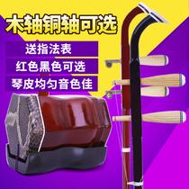 苏州二胡乐器初学者大人儿童入门练习通用二胡直销民族乐器