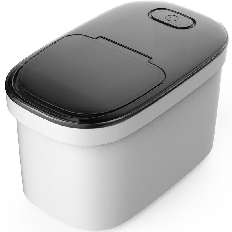 厨房米桶家用20斤装防虫防潮米缸小号10kg全密封大米面粉桶储米箱