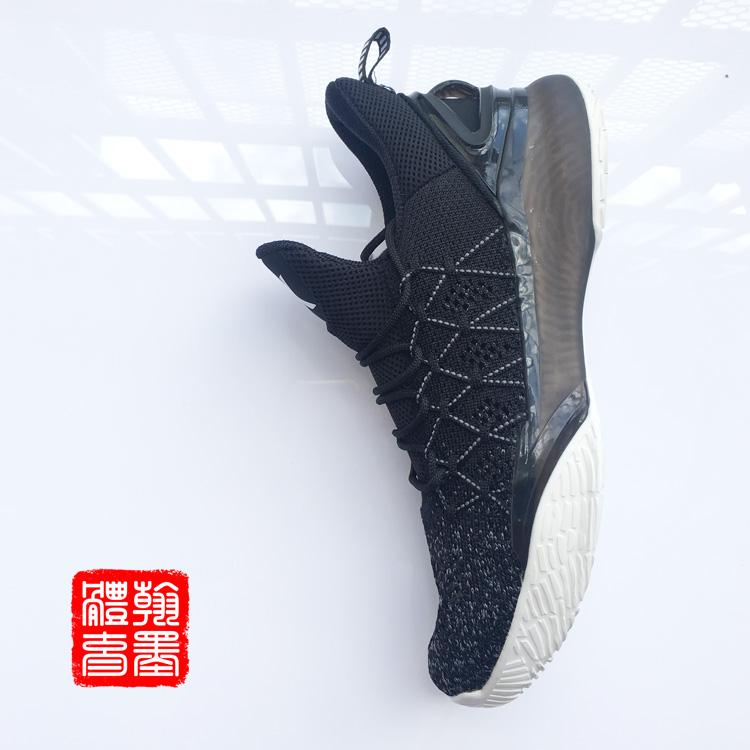 安踏男篮球鞋夏款KT3LOW 汤普森KT4 轻骑兵3代4代低帮 要疯2代