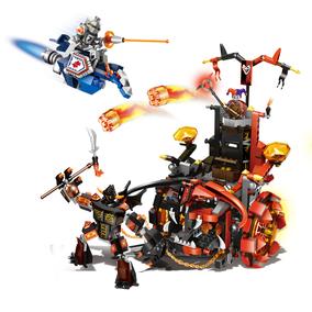 新品未来骑士团拼装积木玩具小丑的熔岩碉堡6-8-10-12岁特价包邮