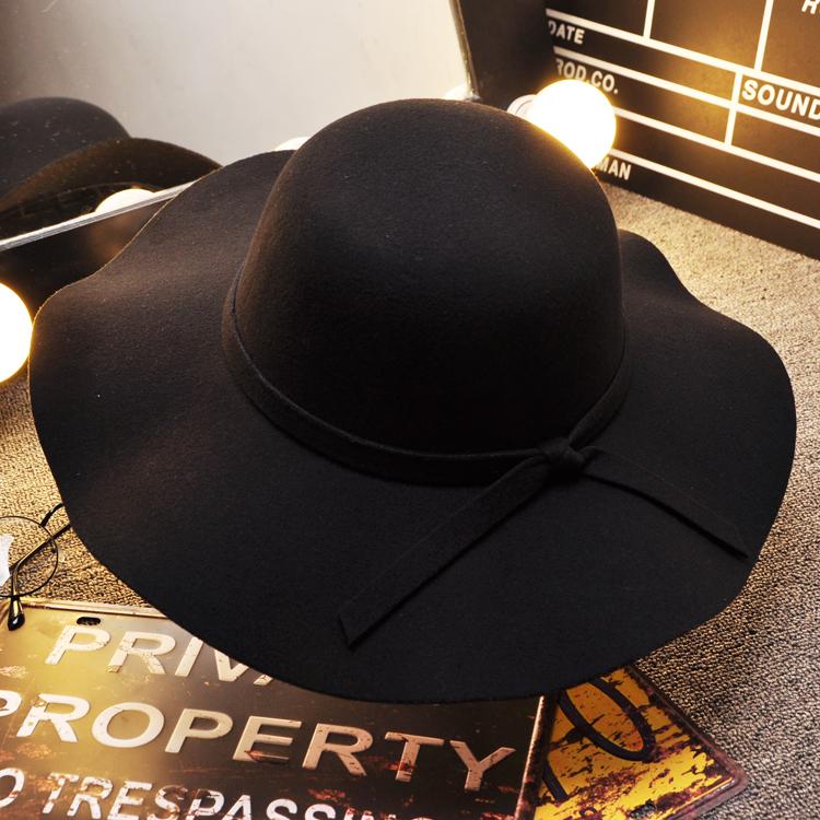圆顶黑色圆顶帽
