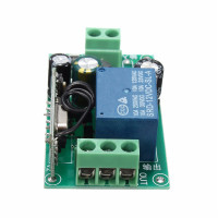 Product 315/433MHZ 220V 1 Channel  Relay RF Remote Control S