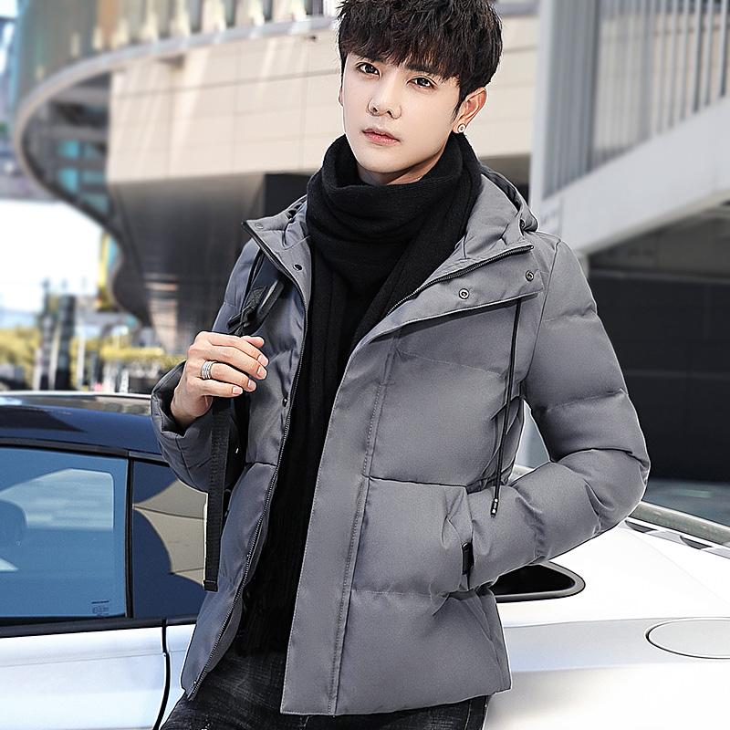 韩版冬装男款外套