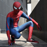 Spider-Man cosplay super Spider-Man cos suit 3D printed Lycra tights can be tailored