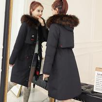 反季清仓轻薄羽绒服女短款立领大码薄款修身秋冬季韩版时尚外套潮