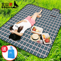 Picnic Mat Moisture pad Outdoor mat thickened field outing Spring Tour lawn Mat portable picnic cloth Picnic mat