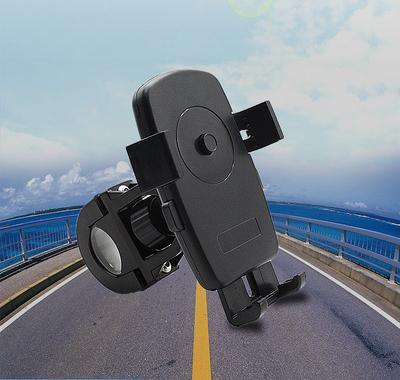 电动车手机支架改装导航架通用可调节摩托车手机导航架车把手机架