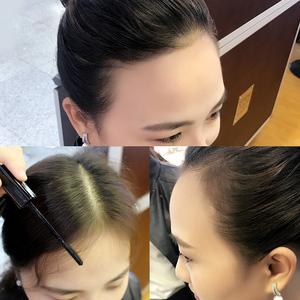 买一送一宣谷碎发神器整理膏不油腻防毛躁头发蓬松定型棒小碎发女