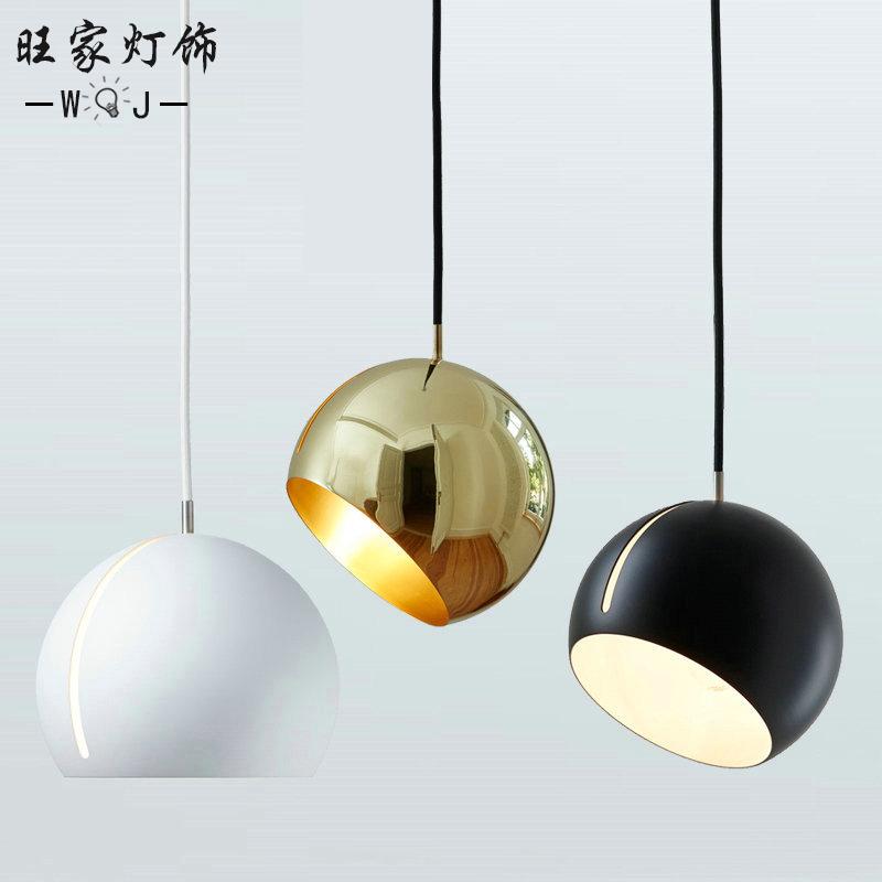 圆球吊灯灯具
