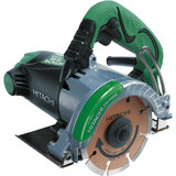 HITACHI Hitachi cutter CM4SB2 tile cutting machine wood stone slotting household hand-held cloud stone machine