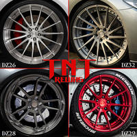 The public forging Maybach Cayenne Land Rover Range Rover suspension cover car modification wheel 18 19 20 21 22 inch