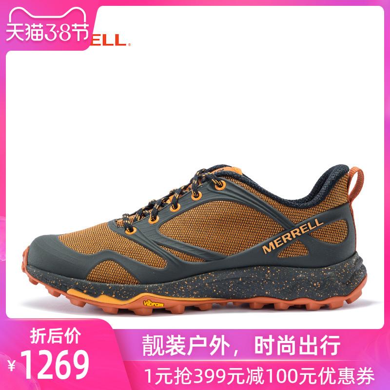 MERRELL迈乐 男鞋 ALTALIGHT 重装徒步鞋 耐磨抓地 J033983