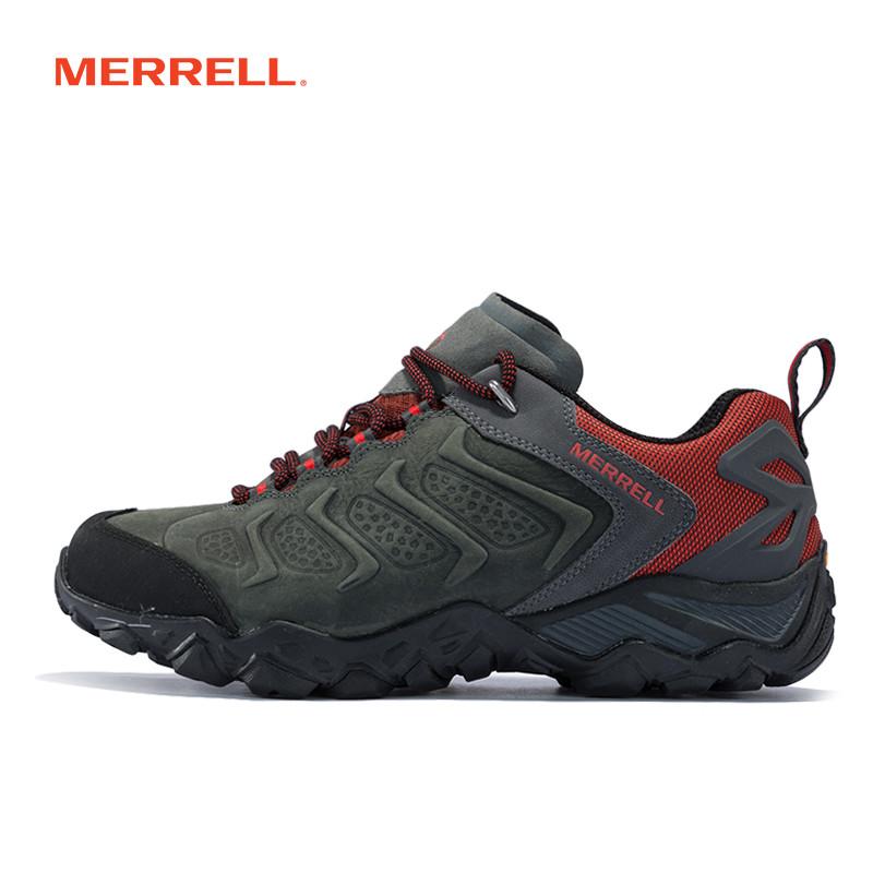 MERRELL迈乐户外登山鞋男夏季透气防滑耐磨越野重装徒步鞋J32139