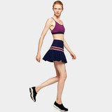 Particle Fever Particle Fever PF Lady Bumps Tennis Badminton Skirt with Leggings
