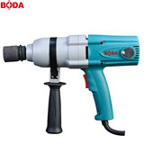 Boda electric wrench electric wind gun impact wrench auto repair 220v high power strong heavy electric wind gun