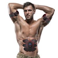 腹肌健身器材智能训练仪锻炼肌肉男士腹肌贴运动健腹器懒人收腹机