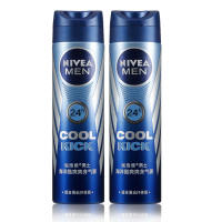 [Antiperspirant] Cool Nivea men's ocean cool cool body *2 sticks dry light fragrance lasting suppression