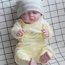 新款婴儿彩棉保暖内衣高腰套装男女儿童宝宝秋冬加厚秋衣裤纯2018