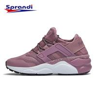 Sprandi斯潘迪女鞋 冬季新款轻便时尚运动鞋 舒适增高鞋休闲鞋