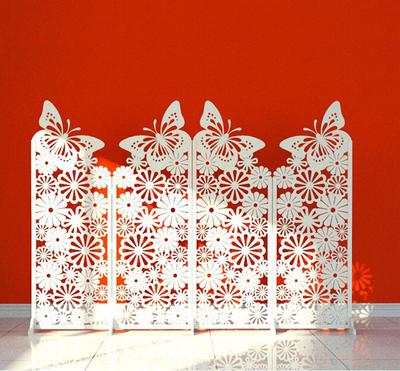 欧式屏风隔断时尚客厅门玄关柜简约现代卧室折叠移动雕花折屏座屏哪款好
