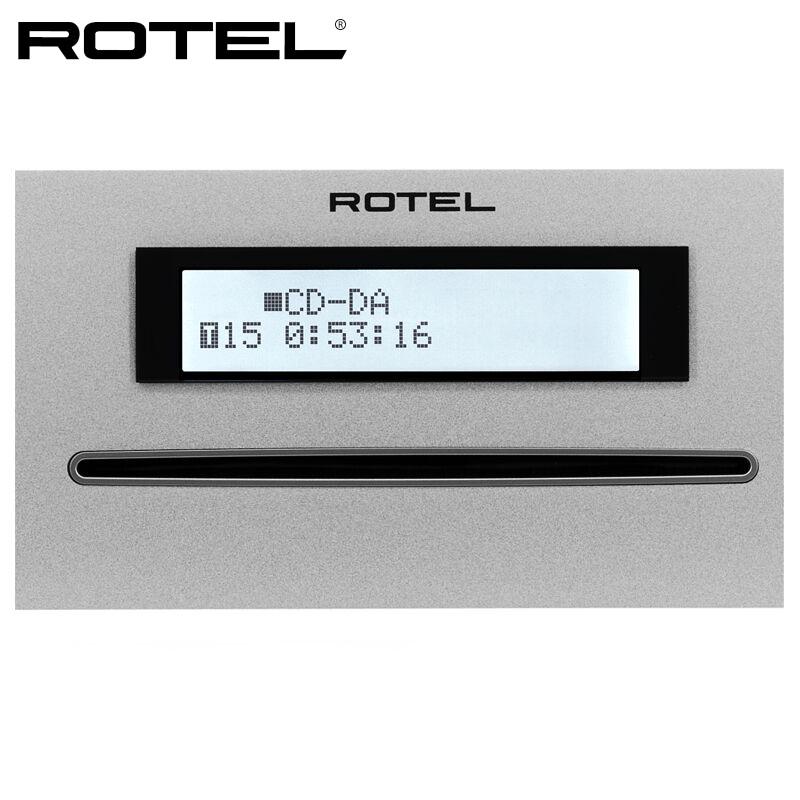 路遥/ROTEL RCD-12 高保真家用专业发烧HIFI音乐吸碟式CD机播放器