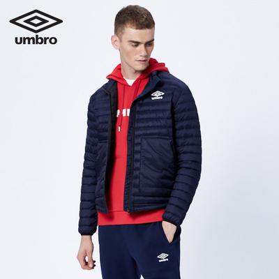 茵宝UMBRO2018年秋冬新款男士短款羽绒服UI183AP2001