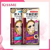 包邮日本kiss me奇士美花漾美姬浓密纤长睫毛膏防水不脱妆防油脂