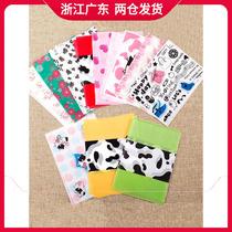 牛轧糖包装纸200张装糖纸手工牛扎糖雪花酥包装袋糯米纸家用免邮