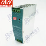Taiwan Mingwei EDR-120-24 120W 24V5A Slim Guide Switching Power Supply