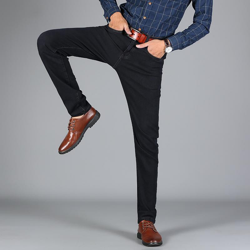 韩版四季款牛仔裤