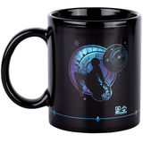 Moeyu Stardust official authorization genuine animation surrounding discolored Mug second yuan Creative Cup ceramic cup
