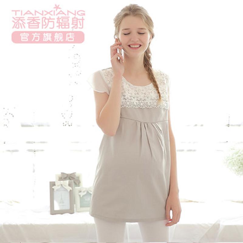 添香防辐射服孕妇装四季银纤维防辐射衣服防辐射孕妇防辐射裙