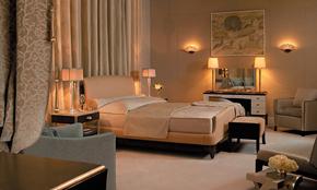 HonourHouse高端定制实木家具欧式美式新古典奢华后现代双人床