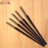 Soft clay repairing tools, seams, smoothing, trimming, softening pen, five-piece set