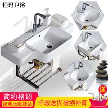 陶瓷洗手盆迷你台上盆圆形艺术盆卫生间洗脸盆大小尺寸洗漱池面盆