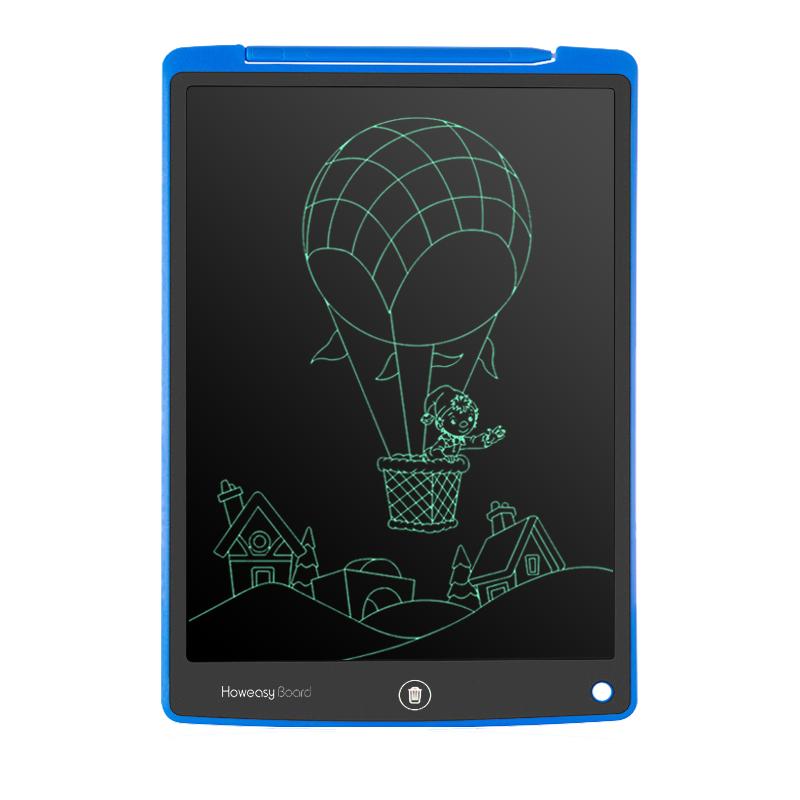 新款好易写儿童液晶手写板画板电子写字板电脑手绘输入玩具涂鸦板