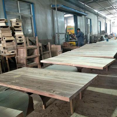 老榆木门板旧门板老门板旧木板风化板实木漫咖啡桌吧台面板材定制旗舰店