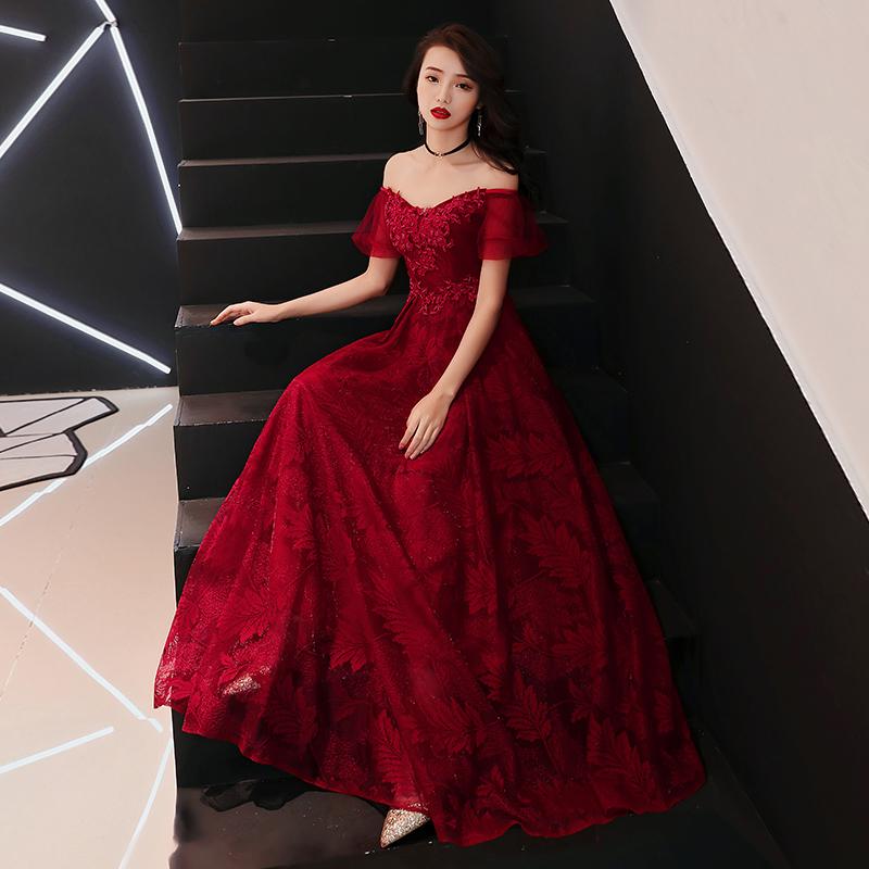 韩洛蔓LF203新娘礼服