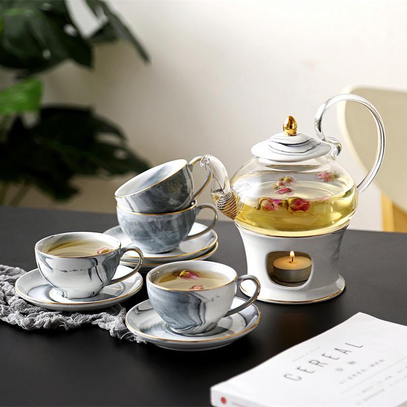养生陶瓷茶具