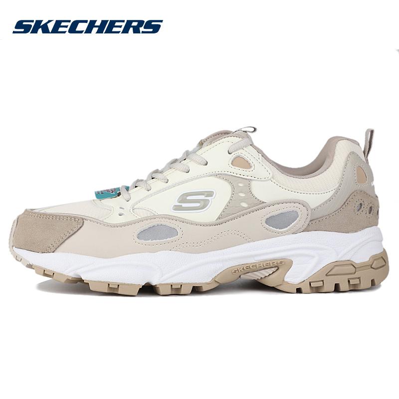 斯凯奇男鞋2019冬季新款老爹鞋复古厚底休闲运动鞋轻便跑步鞋鞋子